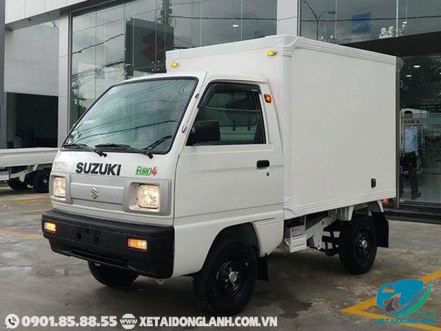 xe tai Suzuki 500kg thung bao on